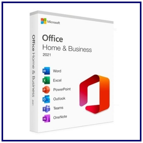MS Office 2019 Home and Business Hu.