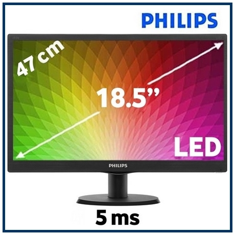 "19"" LED Philips 193V"