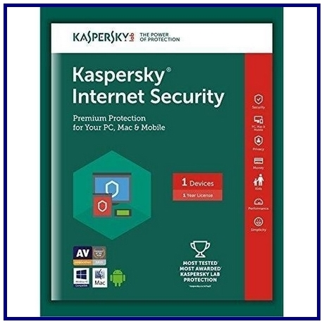 Kasperszky Internet Security  Hu   3db gépre  1 évre