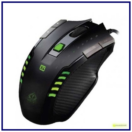 KEEP OUT X4 Gaming Mouse
