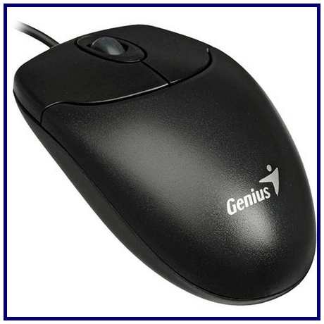 Genius NetScrool Optical mouse PS2