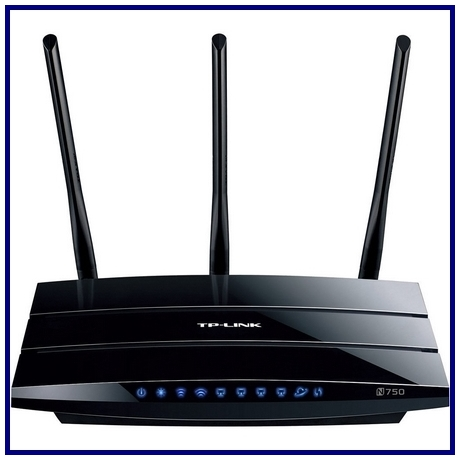 TP-LINK TL-WR940N  Wireless N router